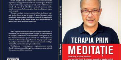 Cartea Terapia prin meditatie