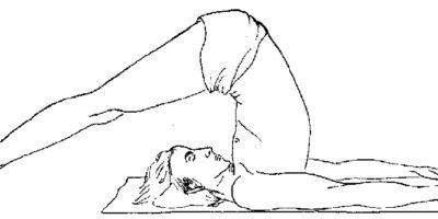 Terapia prin meditatie-Capitolul 21-Cea mai buna postura pentru creier: pozitia plugului (Halasana)